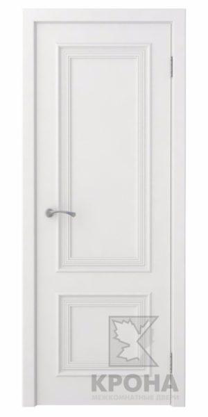 Премьер-2 белая эмаль, дверь глухая