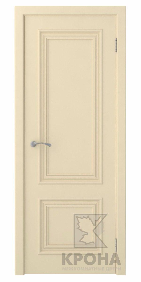 Премьер-2 слоновая кость, дверь глухая